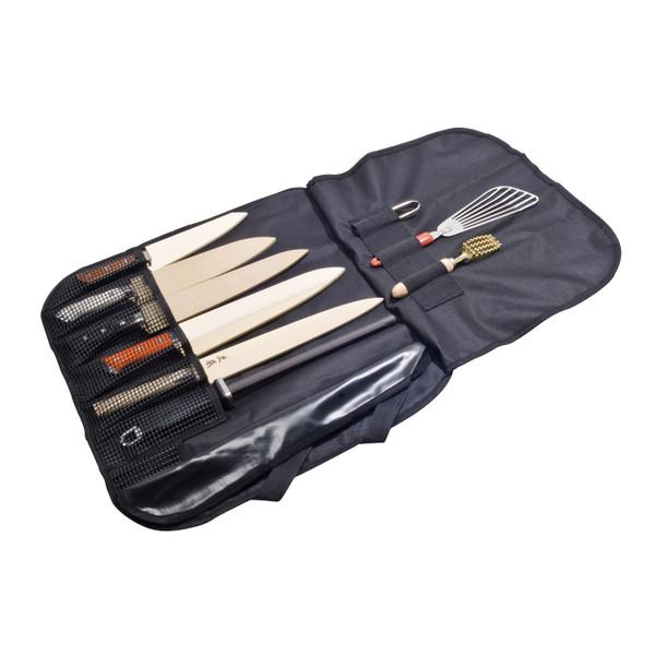 Image of KORIN Waterproof Knife Roll Bag - 8 Knives Holder 2