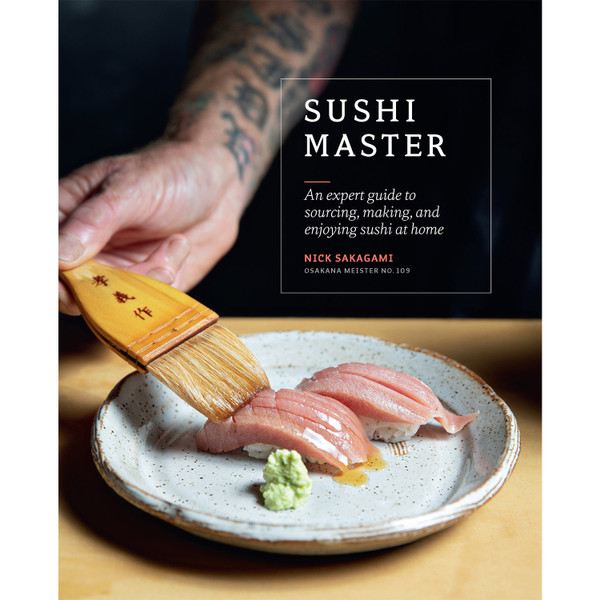 Image of Sushi Master: An Expert Guide to Sourcing, Making and Enjoying Sushi at Home