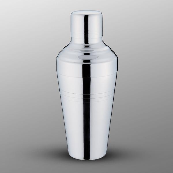 Image of Yukiwa Baron Stainless Steel Cobbler Cocktail Shaker 1