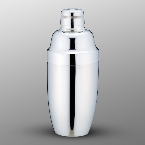 Image of Yukiwa Stainless Steel Jumbo Cobbler Cocktail Shaker 1