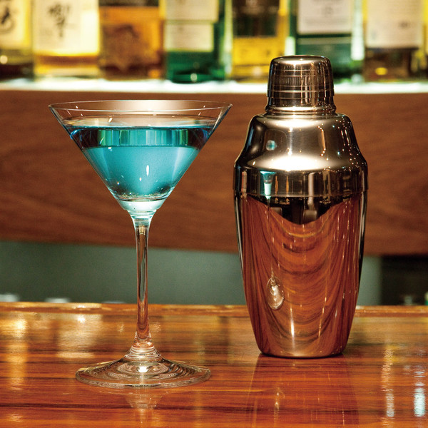 Image of Yukiwa Stainless Steel Jumbo Cobbler Cocktail Shaker 2