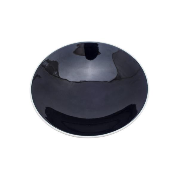Image of Azure Blue Round Bowl 2