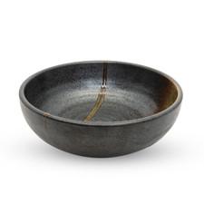 Nanban Fukinagashi Shallow Bowl