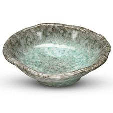 Gray Aobuki Large Bowl