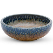 Ainagashi Blue Brown Bowl