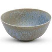 Zorba Blue Abstract Bowl