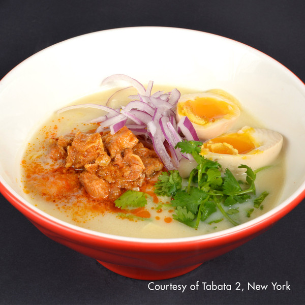 Image of Red Ramen Bowl 2