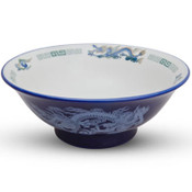 Blue Dragon Rounded Bowl