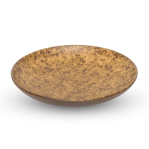 Image of Eki Rustic Shallow Bowl 1