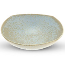 Zorba Blue Abstract Bowl
