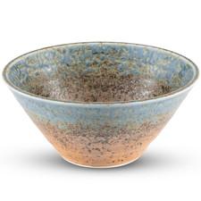 Ainagashi Blue Round Bowl