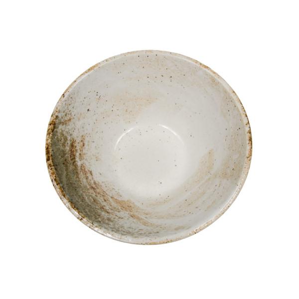 Image of Yukishino White Round Bowl 2