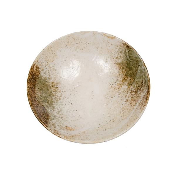 Image of Yukishino Round Brown Bowl 2