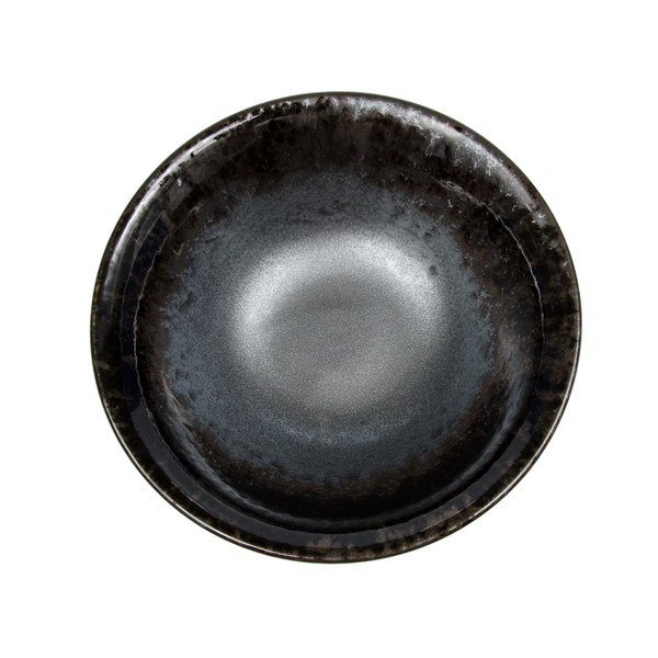 Image of Kuroshinju Black Round Bowl 2