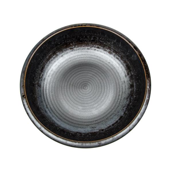 Image of Kuroshinju Black Round Bowl 2