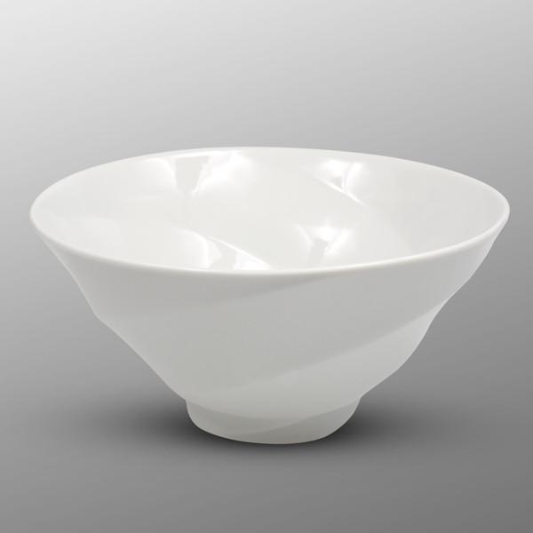 Image of White Breeze Round Bowl 1