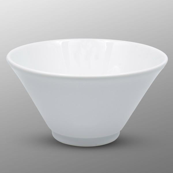 Image of Tall White Ramen Bowl 1