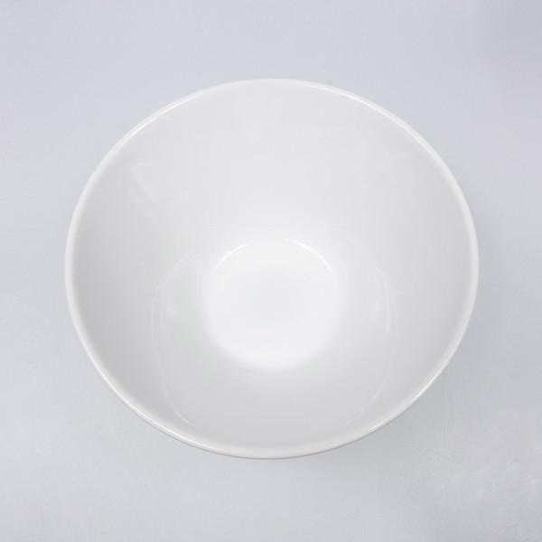 Image of Tall White Ramen Bowl 2