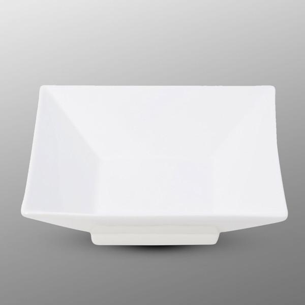 Image of Korin Durable White Square Deep Bowl