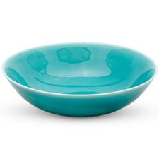 Aki Green Round Coupe Bowl