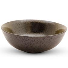 Black Moss Patterned Bowl
