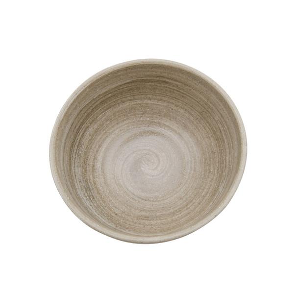 Image of Sougetsu Gray Textured Bowl 2
