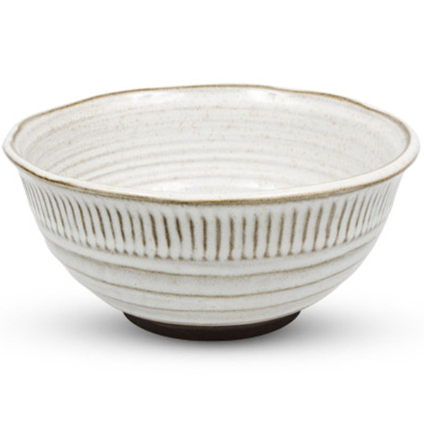 Image of Sogi White Round Bowl 1