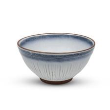 Blue Gradient Round Bowl