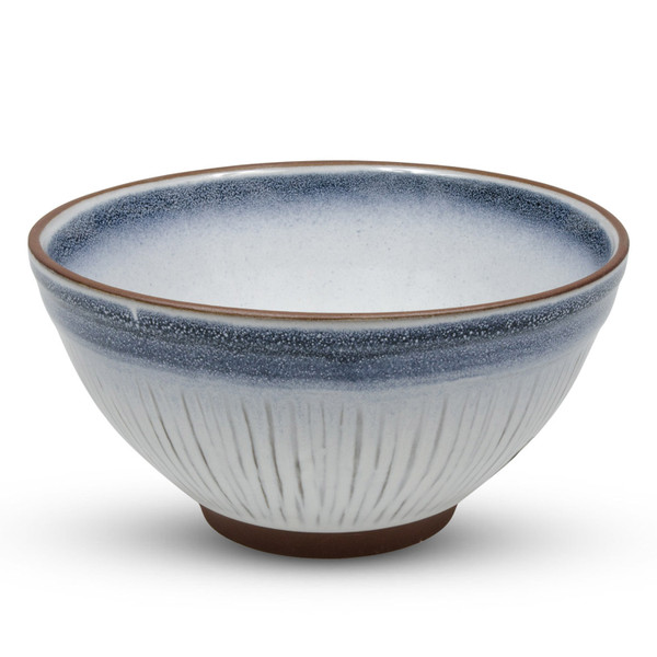 Image of Blue Gradient Round Bowl 1