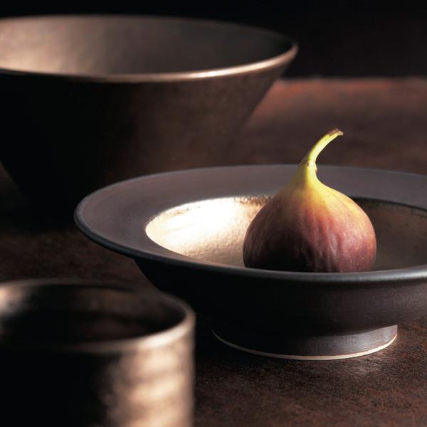 Image of Musashi Gold Rimmed Bowl 2