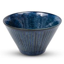Navy Blue Round Bowl