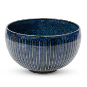 Navy Blue Round Bowl