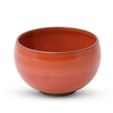 Scarlet Porcelain Bowl
