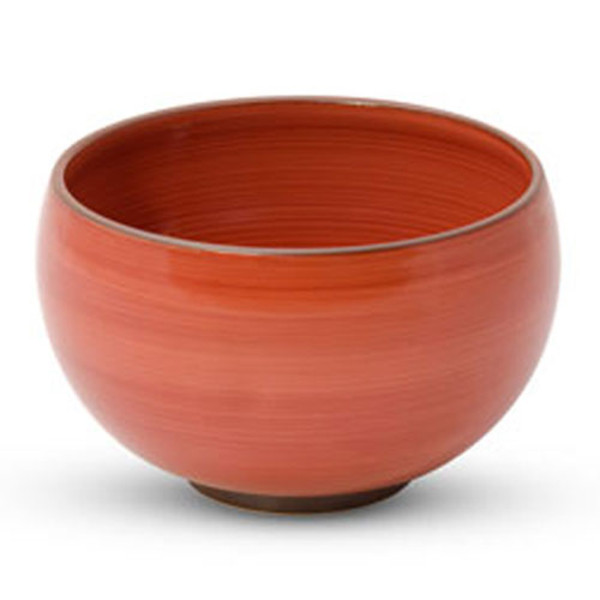 Image of Scarlet Porcelain Bowl 1