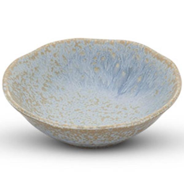Image of Zorba Blue Round Bowl 1