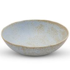 Zorba Blue Oval Bowl