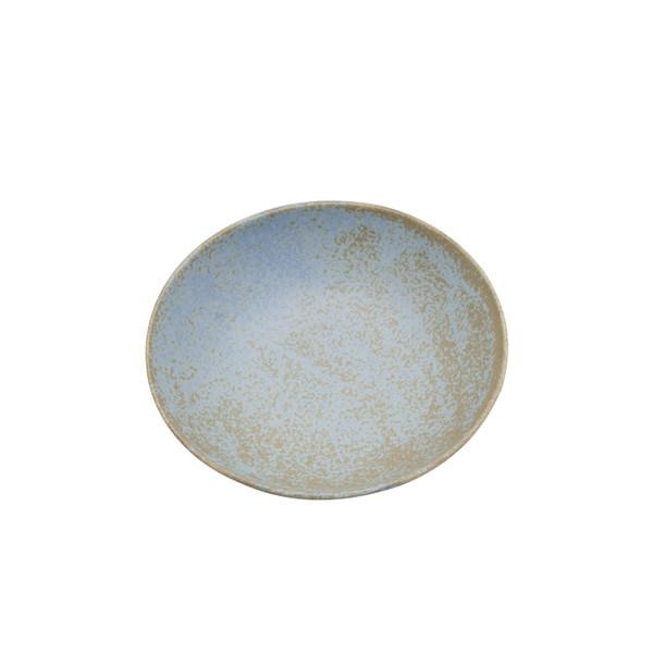 Image of Zorba Blue Oval Bowl 2
