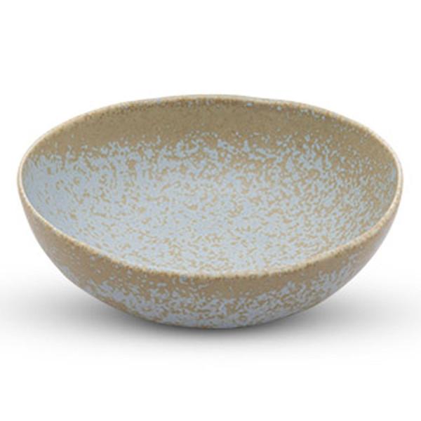 Image of Zorba Blue Oval Bowl 1