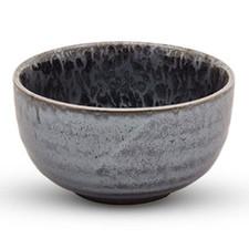 Sliver Granite Round Bowl