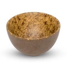 Eki Brown Round Donburi Bowl