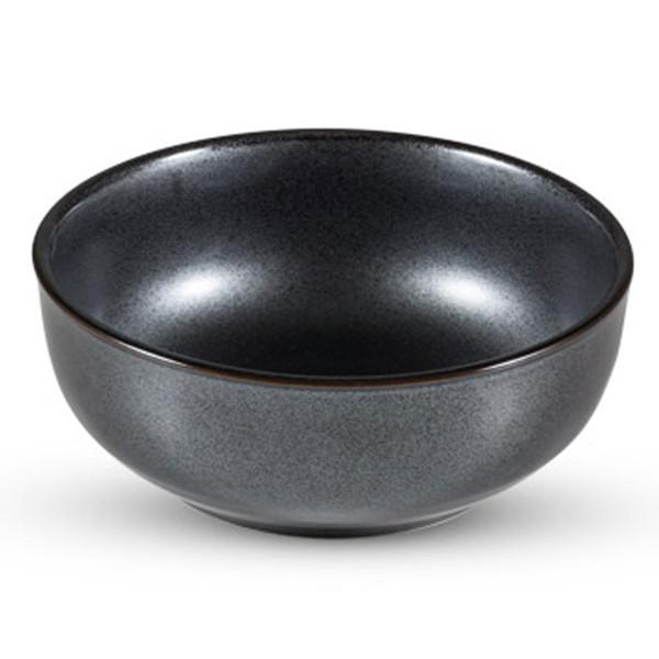 Image of Tessa Black Round Bowl