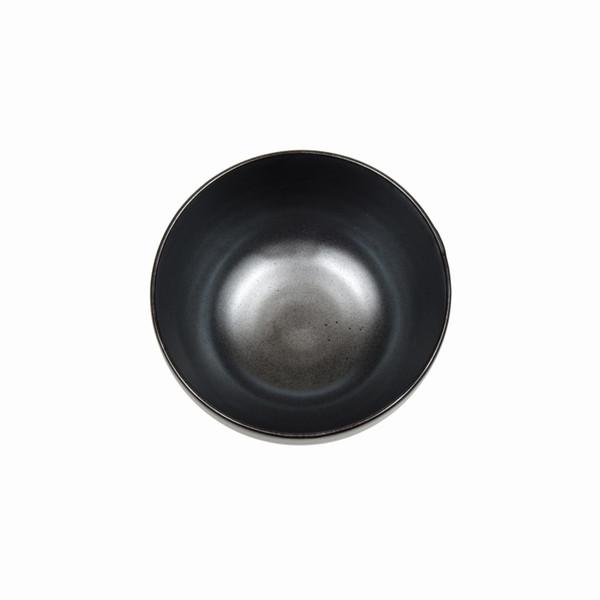 Image of Tessa Black Round Bowl 2