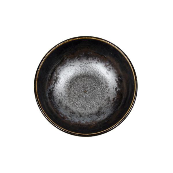 Image of Silver Granite Round Bowl 2