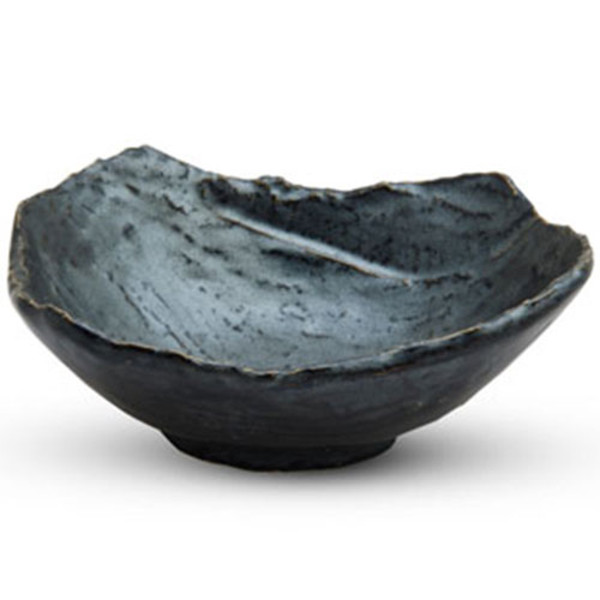 Image of Tessa Black Abstract Bowl