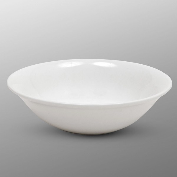 Image of Korin Durable White Round Bowl