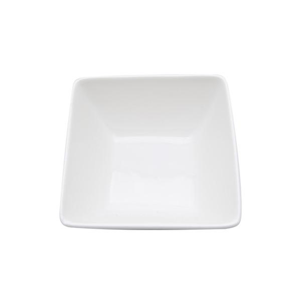 Image of Korin Durable White Square Bowl 2