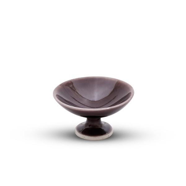 Image of Aki Purple Footed Bowl