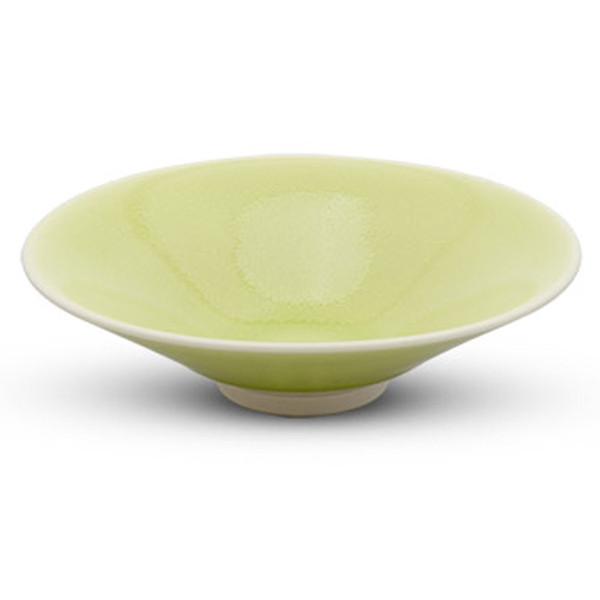 Image of Aki Yellow Round Bowl