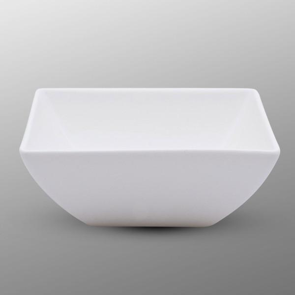 Image of Korin Durable White Rhombus Bowl