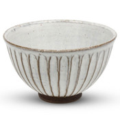 Sogi Gray Round Rice Bowl